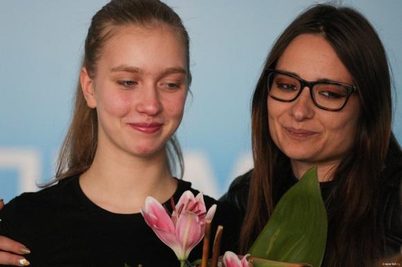Александра Фейгин: Мечтая да представям България на Олимпийските игри