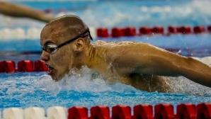 Антъни Иванов: Плуването е най-прогресиращият спорт в България