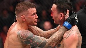 Адесаня и Халауей взеха по $350 бона от UFC 236