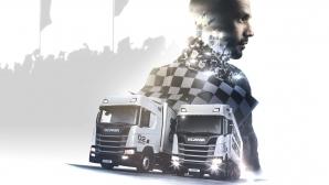 Ела на финала на Scania Driver Competition