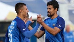 """""""Синият"""" талант, който прави фурор във Втора лига: Готов съм да се наложа в Левски"""