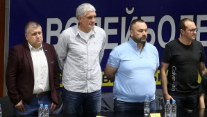 Сашо Везенков: Целта пред Нефтохимик е участие в Шампионската лига и то в Бургас