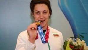 Радослава Мавродиева беше удостоена със званието Почетен гражданин на Сливен