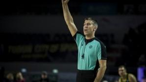 Мартин Хорозов ще ръководи европейски финал
