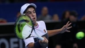 Адриан Андреев се класира за четвъртфиналите на турнир в САЩ