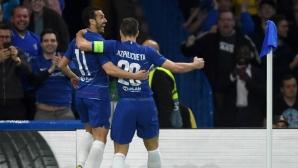 Челси и Славия (Прага) си вкараха 7 гола, до изненада не се стигна (видео)