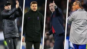 Исторически сезон за английските клубове в Европа