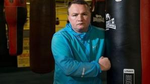 """Бивш боксьор и актьор от """"Трейнспотинг 2"""" загина след изстрел в главата"""