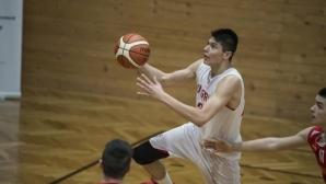 17-годишен сменя Иван Лилов в Мача на звездите