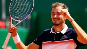 Шампионът на Sofia Open срази Джокович (видео)