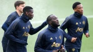 Манчестър Юнайтед ще изслуша офертите за Лукаку през лятото