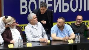 Сашо Везенков: Валентин Златев винаги е бил до нас и продължава да бъде