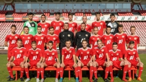 Борносузов носи успех на ЦСКА-София (U15) над Лудогорец