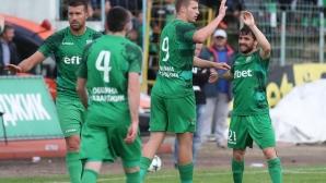 Хебър с нова крачка към Втора лига, резултатите на Югозапад
