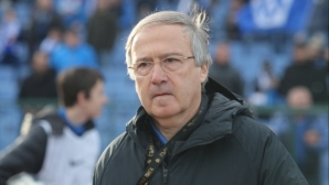 Дерменджиев: Левски може да съжалява