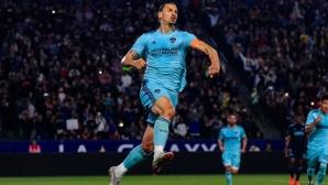 Нов гол за Ибра и пета поредна победа за Галакси