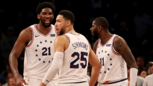 Филаделфия измъкна победата от Бруклин, Милуоки отново без проблеми срещу Детройт