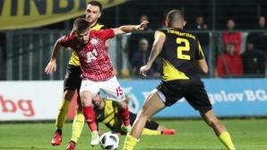 Малинов: Искам да премина в чуждестранен отбор, но за момента съм изключително концентриран в ЦСКА