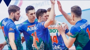 Кузбас на победа от финал в Русия (видео)
