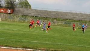 Хитрино с минимална победа над Кубрат 2016