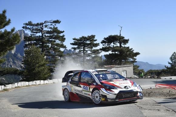 Toyota планира да пусне автомобил с WRC2 спецификации