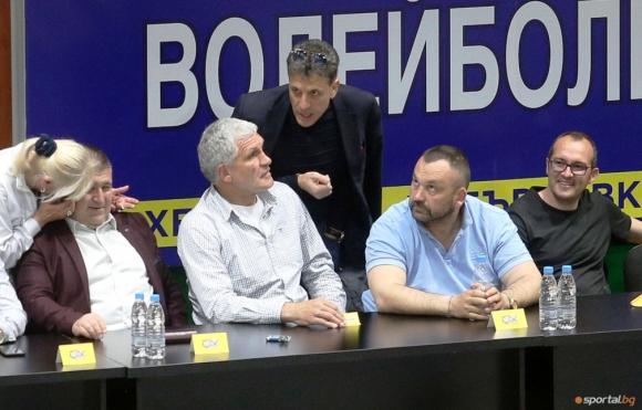 Сашо Везенков: Няма да има финансови проблеми в Нефтохимик, искаме да...