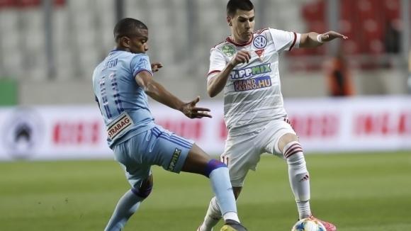 МОЛ Види е на финал за Купата на Унгария, Миланов титуляр