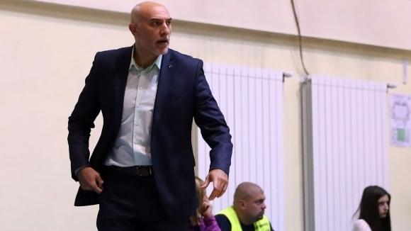 Любомир Минчев: Най-важното беше да се спечели мача