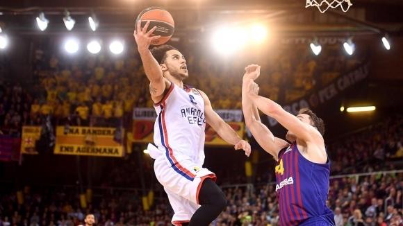Ефес помете Барселона и мечтае за Файнъл 4