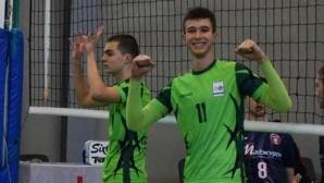 Берое и Славия последните два финалиста за юноши U20