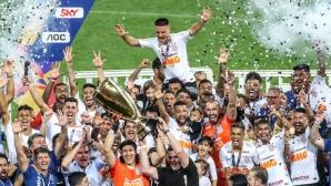 """Коринтианс спечели за трета поредна година """"Паулища"""""""