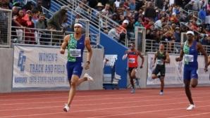 Впечатляващи постижения на лекоатлетически турнири в САЩ