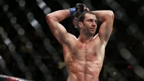 Люк Рокхолд се готви усилено за UFC 239