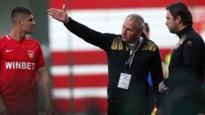 Спасов: Беше доста трудно, защото ЦСКА има добър отбор