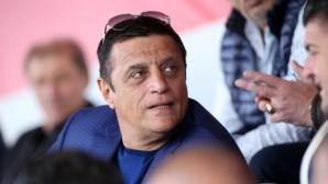 Стойне Манолов: За Първа лига взимаме 7-8 класни футболисти
