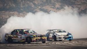 Националният дрифт шампионат стартира в Сливен