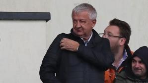 Крушарски: Готови сме за Европа, футболистите взеха една камара пари и трябва да ги заслужат (видео)