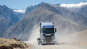 """Камионите, които """"гледат"""" пътя"""