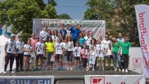 RUN4EU насърчава спорта сред най-младите