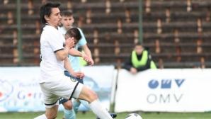 Славия се раздели с трети футболист в рамките на два дни
