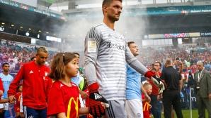 Играч на Байерн за обещаващия Нюбел: Няма смисъл да идва в Мюнхен