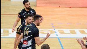 Красимир Георгиев на победа от полуфинал във Франция