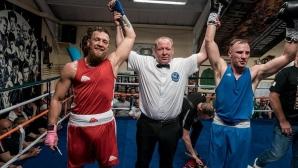 Боксьор-аматьор: Конър Макгрегър ме удари в окото вместо поздрав (видео)
