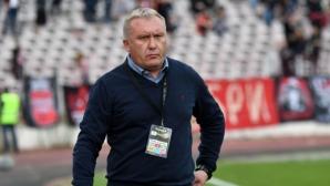 Николай Киров: Момчетата бяха перфектни, чака ни незабравим финал! (видео)
