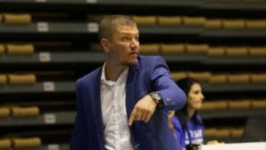Александър Дяковски: Играем за името на клуба, за отбора и за хората