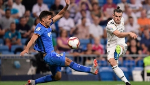Хетафе ще защитава амбициите си за Шампионската лига в дербито с Реал