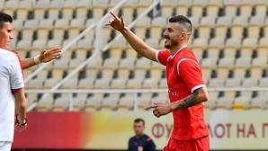 Бивш капитан на Локо (Сф) с нов важен гол в Македония (видео)