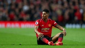 Рашфорд: Не играхме като Манчестър Юнайтед