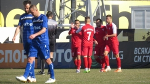 Веселин Великов и Стефан Генов избраха футболистите за регионалното дерби във Втора лига