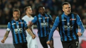 Вратар провали Фиорентина и прати Аталанта на финал за Купата на Италия (видео)